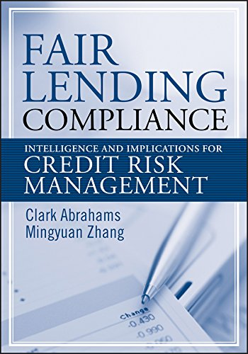 9780470167762: Fair Lending Compliance: Intelligence and Implications for Credit Risk Management