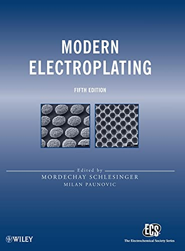 9780470167786: Modern Electroplating: 52 (The ECS Series of Texts and Monographs)