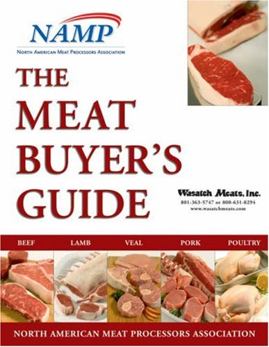 9780470168141: Meat Buyer's Guide for Wasatch Meats, Inc.