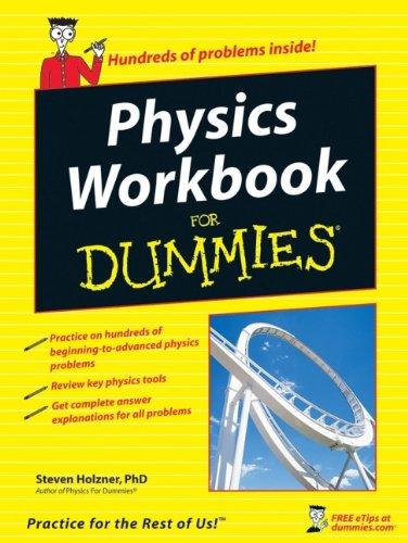 9780470169094: Physics Workbook For Dummies