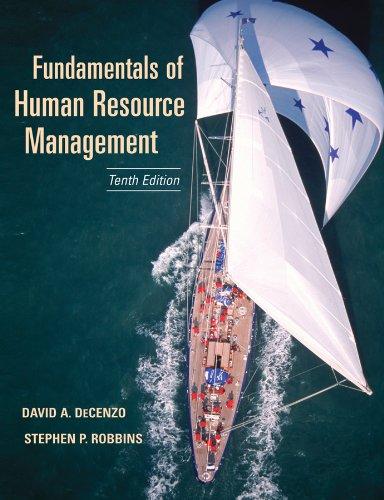 9780470169681: Fundamentals of Human Resource Management