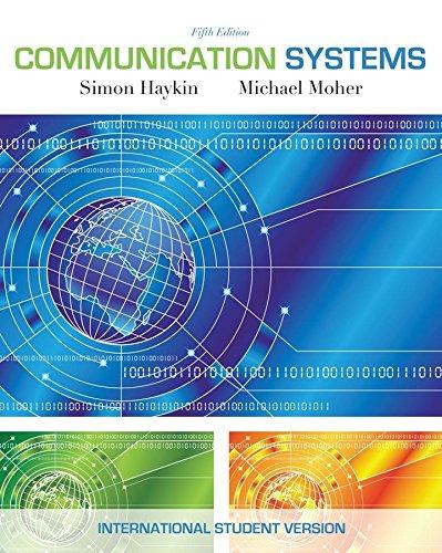 9780470169964: Communication Systems 5/E