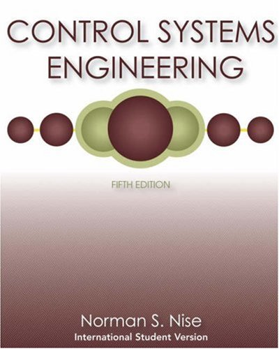9780470169971: Control Systems Engineering, International Student Version, 5th Edition
