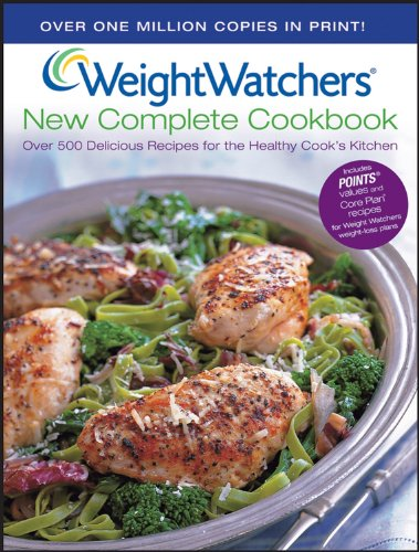 9780470170014: Weight Watchers New Complete Cookbook, Third Edition