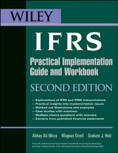 9780470170229: Wiley IFRS: Practical Implementation Guide and Workbook