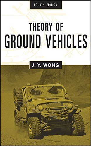 9780470170380: Theory of Ground Vehicles