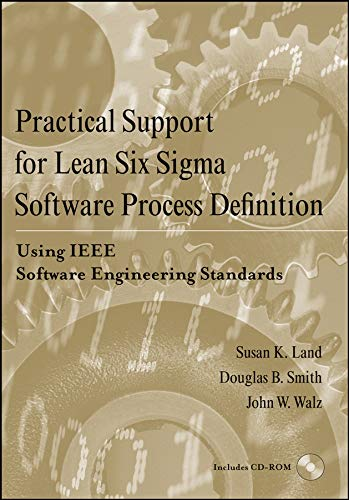 9780470170809: Practical Support for Lean Six Sigma Software Process Definition Using IEEE Software Engineering Standards