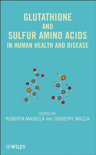 9780470170854: Glutathione and Sulfur Amino Acids in Human Health and Disease