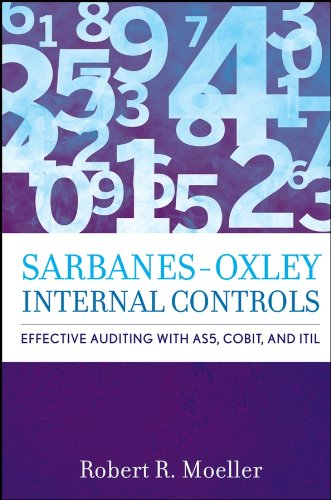 9780470170922: Sarbanes-Oxley Internal Controls: Effective Auditing with AS5, CobiT, and ITIL