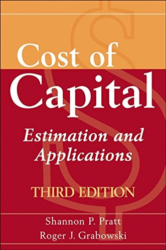 9780470171158: Cost of Capital