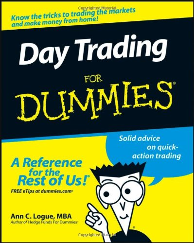 9780470171493: Day Trading For Dummies