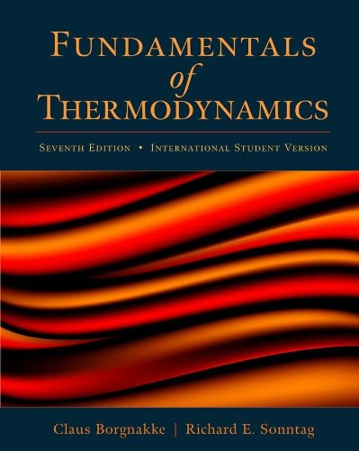 9780470171578: Fundamentals of Thermodynamics