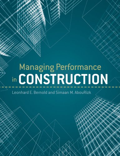 9780470171646: Managing Performance in Construction