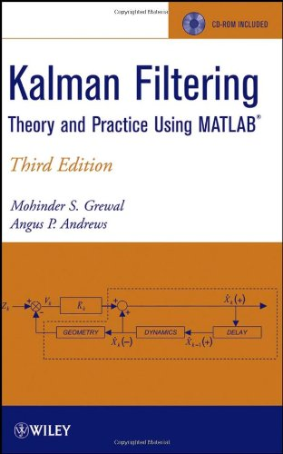 9780470173664: Kalman Filtering: Theory and Practice Using MATLAB