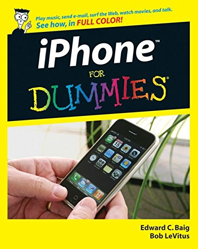 9780470174692: iPhone For Dummies
