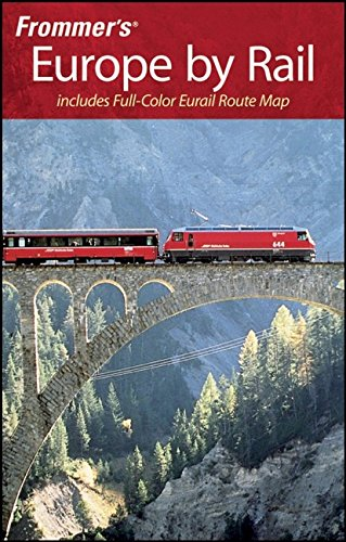 9780470174982: Frommer's Europe by Rail