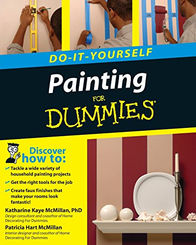 9780470175330: Painting Do-It-Yourself For Dummies