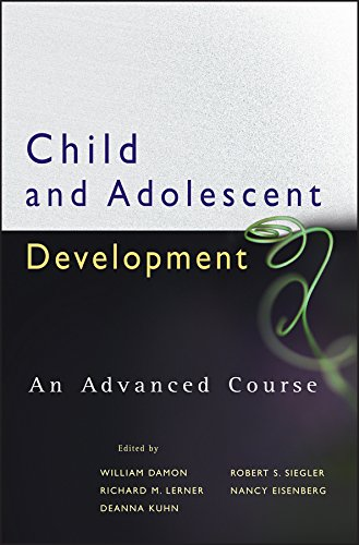 9780470176573: Child and Adolescent Development: An Advanced Course