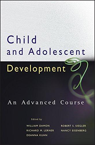9780470176573: Child and Adolescent Development: An Advanced Course