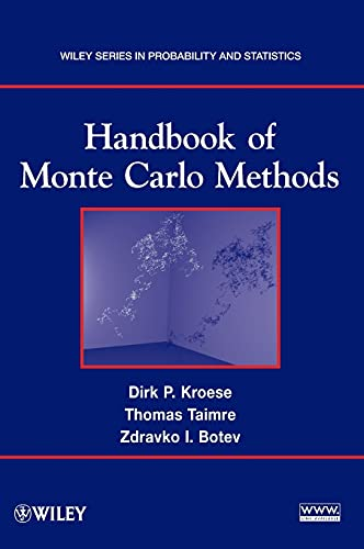 9780470177938: Handbook of Monte Carlo Methods (Wiley Series in Probability and Statistics)