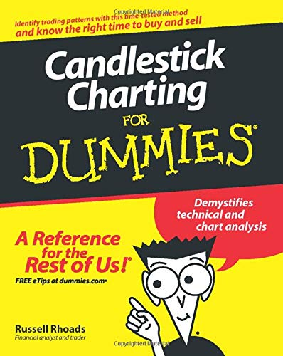 9780470178089: Candlestick Charting for Dummies