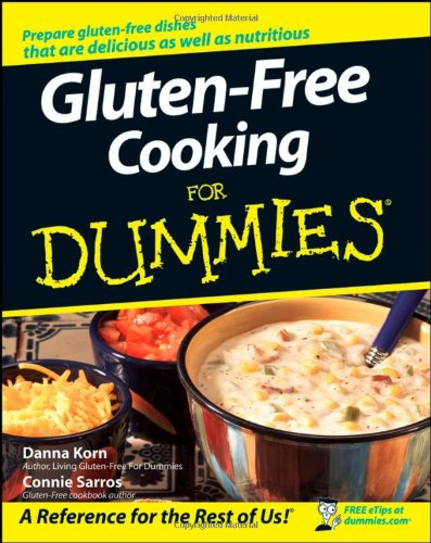 9780470178102: Gluten-Free Cooking for Dummies