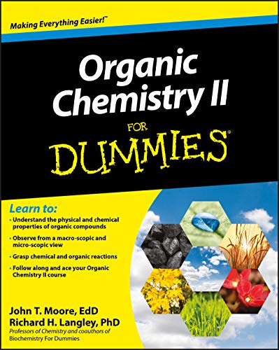9780470178157: Organic Chemistry II For Dummies