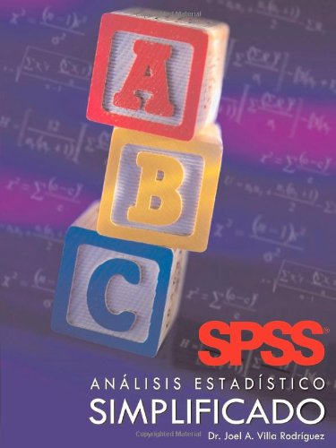 9780470178300: SPSS Analisis Estadistico Simplificado (Spanish Edition)