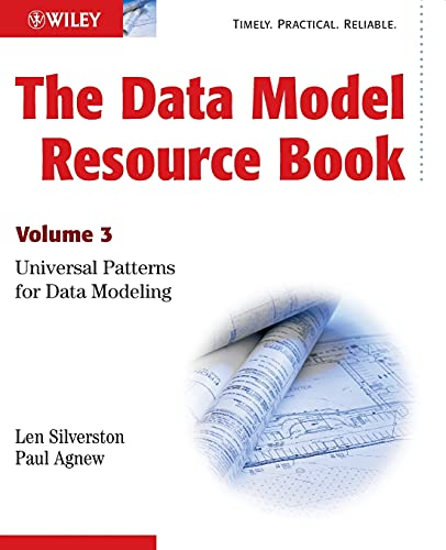 9780470178454: The Data Model Resource Book: Universal Patterns for Data Modeling: v. 3