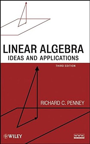 9780470178843: Linear Algebra: Ideas and Applications