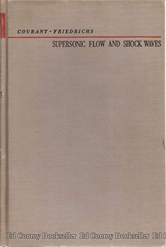 9780470179192: Supersonic Flow and Shock Waves
