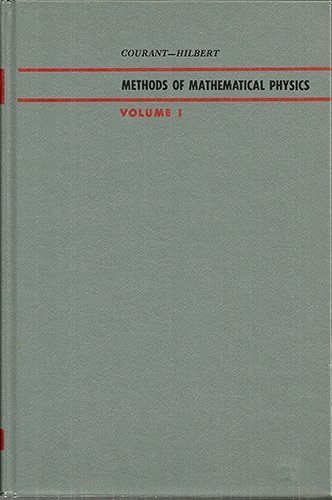 9780470179529: Methods of Mathematical Physics: v. 1