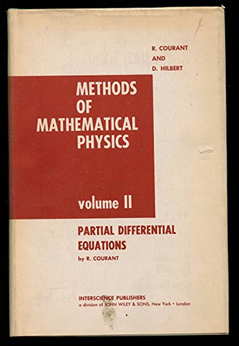 9780470179857: Methods of Mathematical Physics. Volume 2: Partial Differential Equations (v. 2)