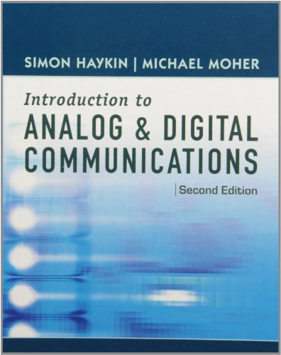 9780470180372: Introduction to Digital and Analog Communications 2E + WileyPlus Registration Card (Wiley Plus Products)