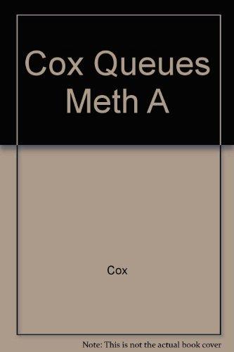 9780470181409: Cox Queues Meth A
