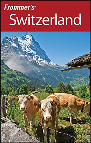 9780470181881: Frommer's Switzerland (Frommer's Complete Guides)