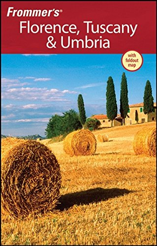 9780470181928: Frommer's Florence, Tuscany & Umbria (Frommer's Complete Guides)