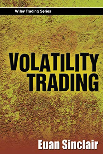 9780470181997: Volatility Trading (Wiley Trading)
