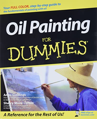 9780470182307: Oil Painting For Dummies