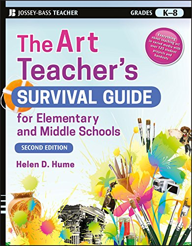 9780470183021: The Art Teacher's Survival Guide for Elementary and Middle Schools (J-B Ed: Survival Guides)