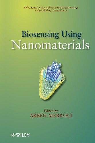 9780470183090: Biosensing Using Nanomaterials (Wiley Nanoscience and Nanotechnology Series)