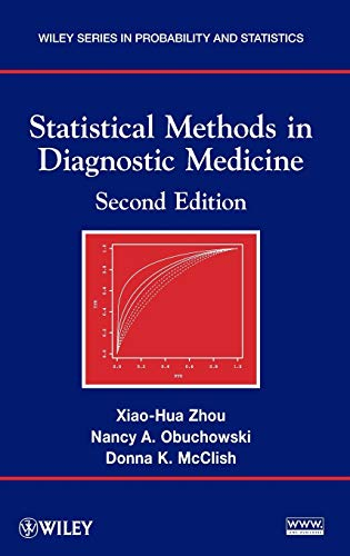 9780470183144: Statistical Methods in Diagnostic Medicine (Wiley Series in Probability and Statistics)