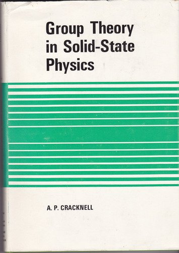 9780470183205: Group theory in solid-state physics (Taylor & Francis monographs on physics)