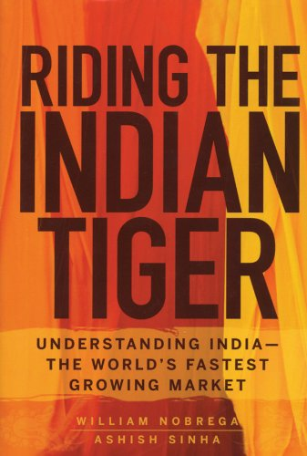 9780470183274: Riding the Indian Tiger: Understanding India -- the World's Fastest Growing Market