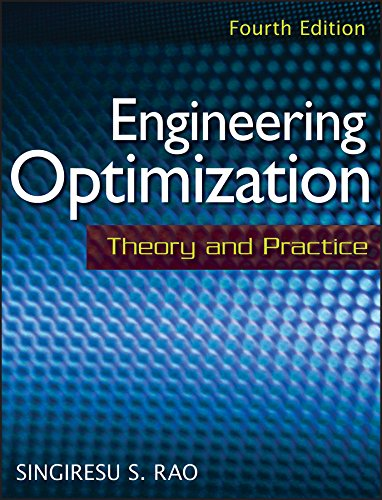 9780470183526: Engineering Optimization: Theory and Practice