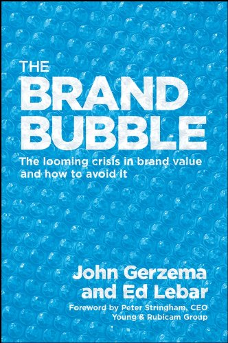 9780470183878: The Brand Bubble - The Looming Crisis in Brand Value and How to Avoid It