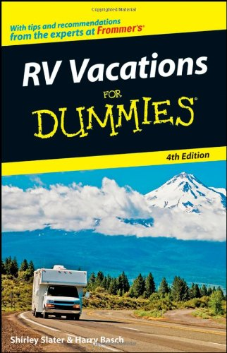 9780470184059: RV Vacations For Dummies (Dummies Travel)