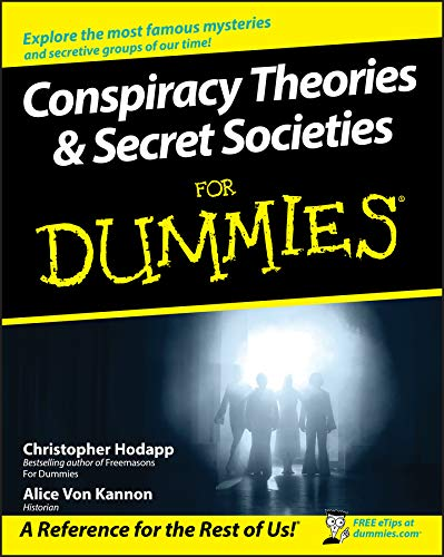 9780470184080: Conspiracy Theories and Secret Societies For Dummies