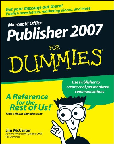 9780470184967: Microsoft Office Publisher 2007 For Dummies