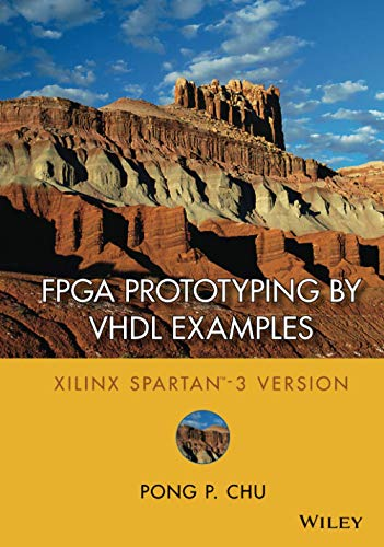 9780470185315: FPGA Prototyping by VHDL Examples: Xilinx Spartan-3 Version